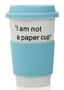 reusable cup for work