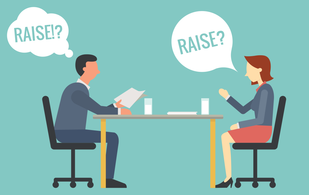 how to ask for salary increase