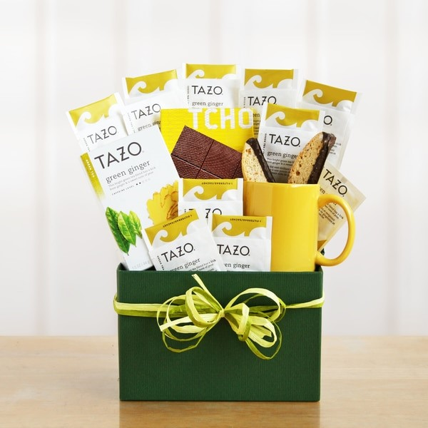 This California Delicious Sunshine Tea Gift Box can be found at Overstock.com
