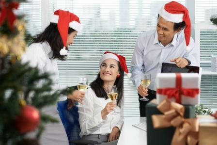 How to Avoid Becoming an Office Party Cautionary Tale
