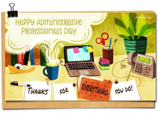 What Do Administrative Professionals Really Want?