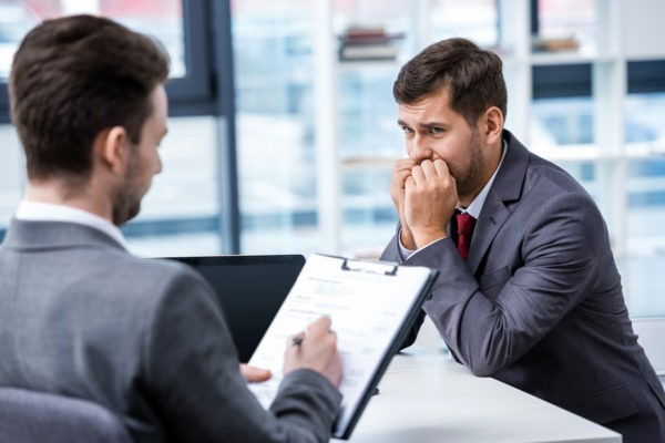 Helping Alleviate Interview Anxiety