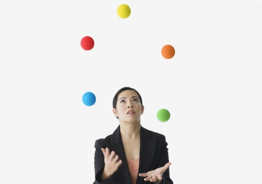 The Art of Juggling Job Offers