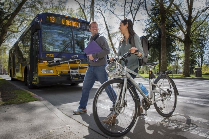 Seattle Commuters Are Choosing Public Transportation, Should You?
