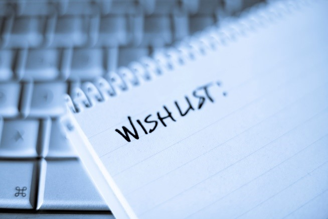 Wish List for Job Seekers
